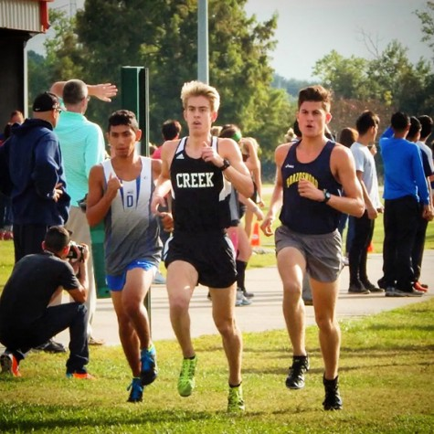 Martin races towards goal of state championship