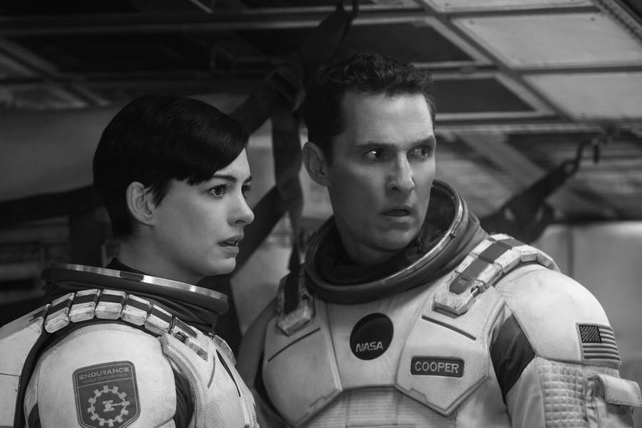 Nolan's Interstellar creates never before seen worlds