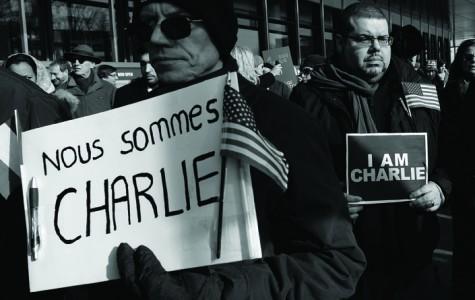 Attack on Charlie Hebdo magazine sparks protests