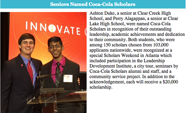 Creek+Coca-Cola+Scholars
