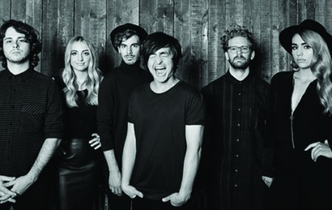 Indie band Sheppard releases debut studio album