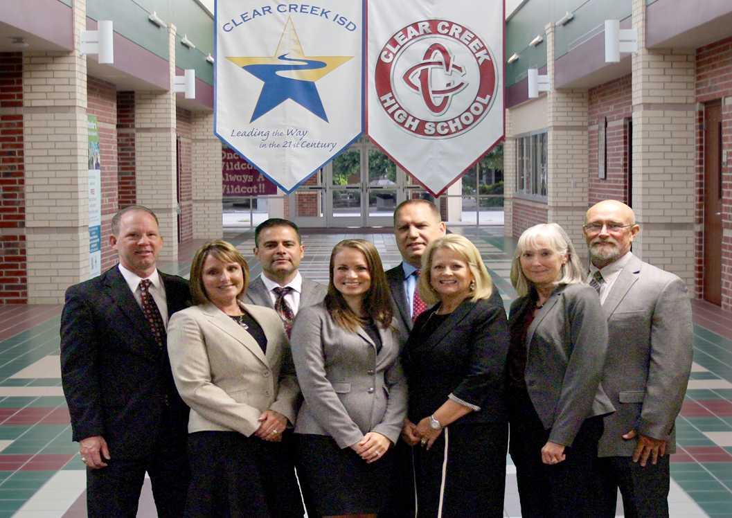 Admin Team 2015-16