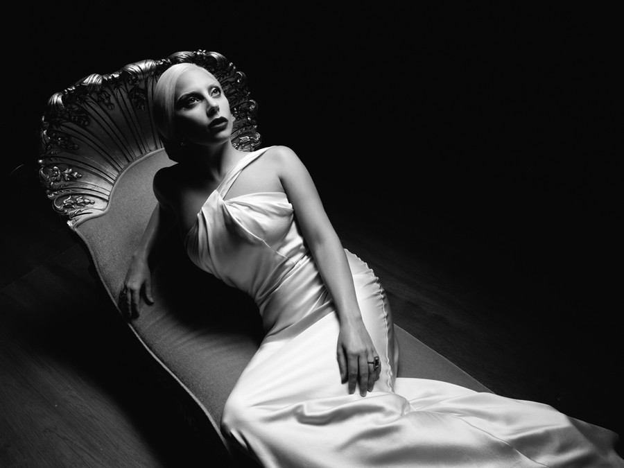 "Lady Gaga as the Countess in ""American Horror Story: Hotel."" (Frank Ockenfels/FX/TNS)"