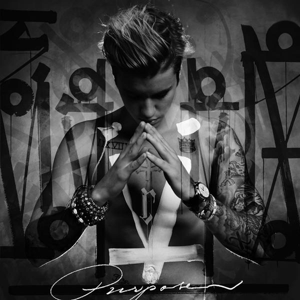 """Purpose"" is Justin Bieber's second longest album behind ""Under the Mistletoe."" (Photo courtesy Amazon/TNS)"