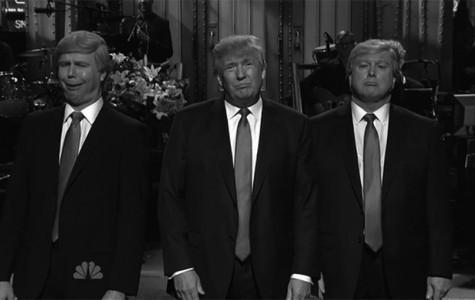 Donald Trump plays it safe on Saturday Night Live