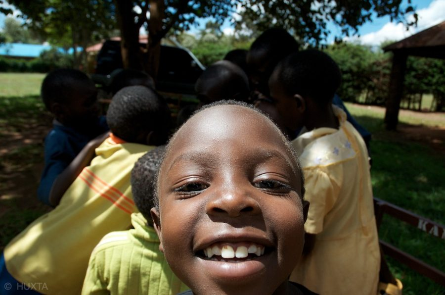 Located in Cura village 20km outside of Nairobi, Kenya, Cura Orphanage is home to 50 children who have lost their parents to AIDS.