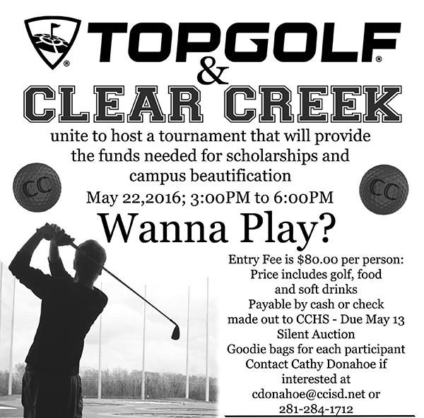 Scholarship fundraiser tournament to be held at TopGolf