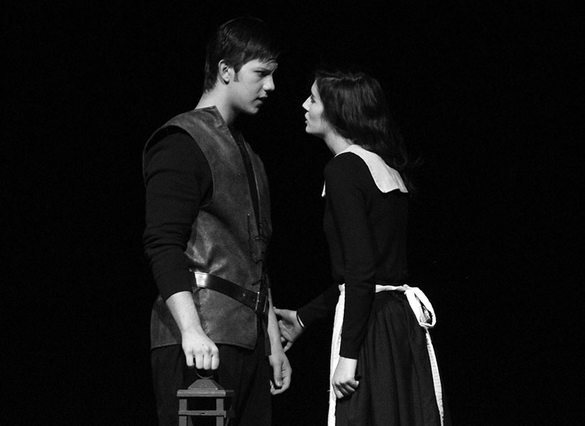 Theatre advances in UIL One Act Play with The Crucible