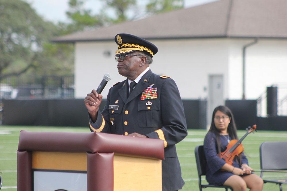 Gen. John Bailey