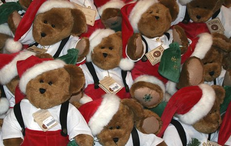 Bring a Teddy Bear for a needy child and help CREEK win