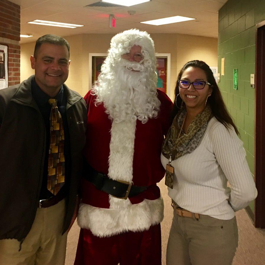 Santa+came+to+Creek