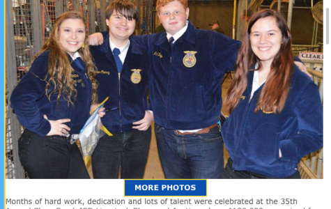 CREEK FFA brings home the gold