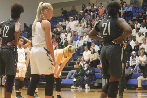 Varsity Girls Basketball Playoffs