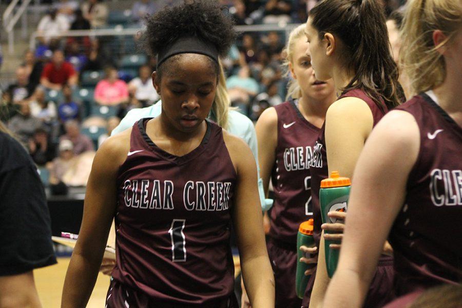 Varsity Girls Basketball Playoffs VS. Mustangs