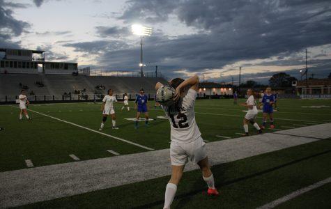 JV Girls Soccer VS. Friendswood