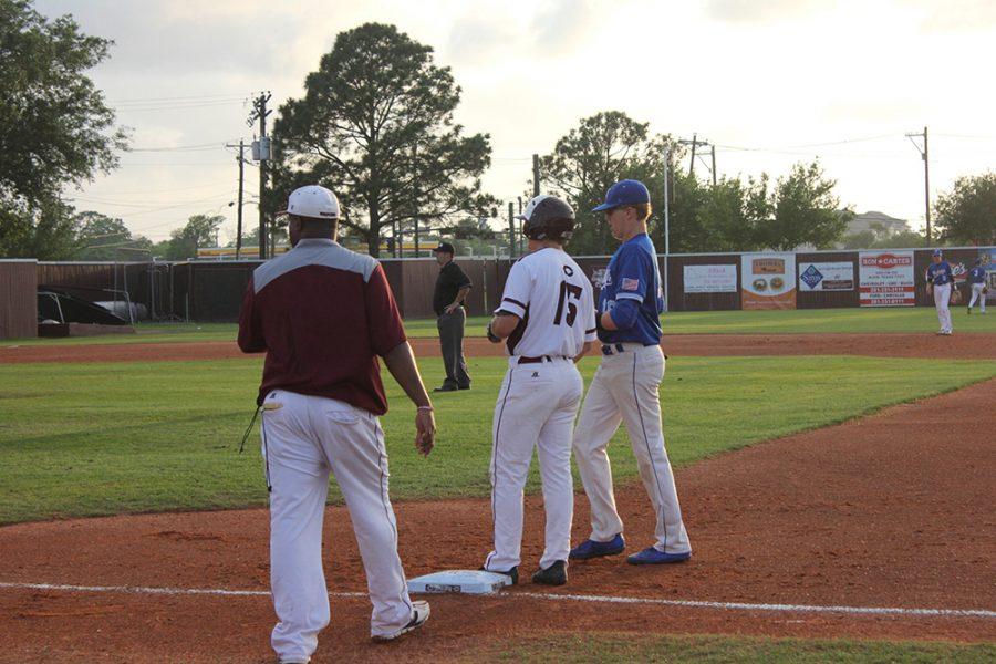 Boy's Baseball VS. Friendswood 4.5.17