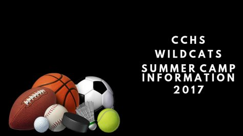 CCHS Sports Summer Camps