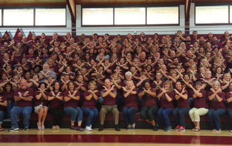 Creek Faculty excited to see students Monday