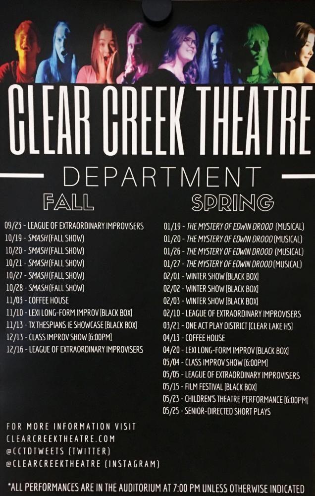 Creek%27s+Theatre+Department+Schedule+2017-18