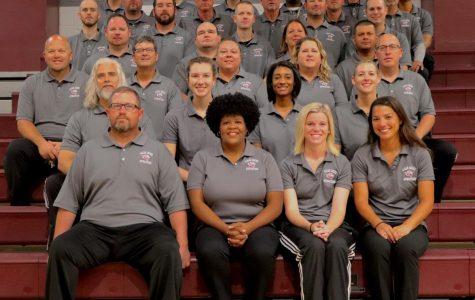 Photo Shoot for Coaches 2017-2018