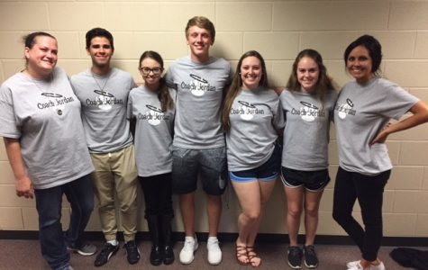PALS have successful tee shirt drive to honor Coach Jordan