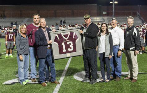 Thanks Coach Warden for thirteen years of outstanding Wildcat service