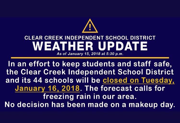 No+school+Tuesday%2C+January+16