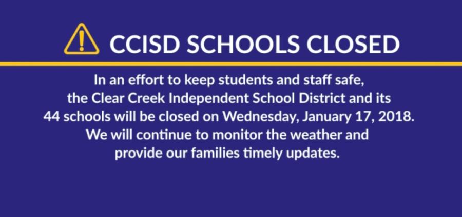 No+school+Wednesday%2C+Jan.+17%2C+2018