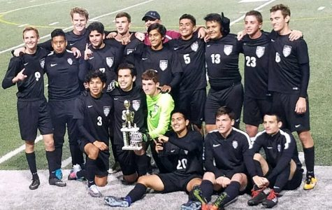 Soccer Wins Tournament Title
