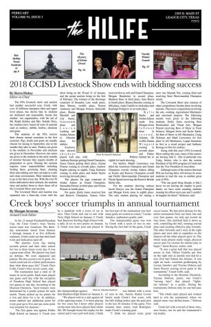 Wildcats Web News 2.12.18