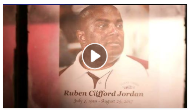 Inside the NFL tribute to Coach Ruben Jordan