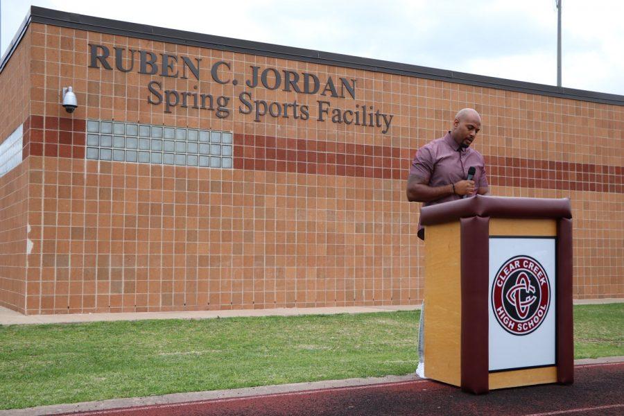 Ruben+C+Jordan+Spring+Sports+Facility+dedicated