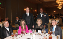 Military Ball San Luis in Galveston 2018