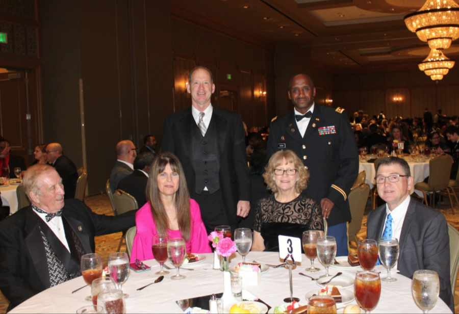 Military Ball San Luis in Galveston 2018