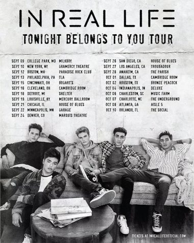 In Real Life~Tonight Belongs to You Tour