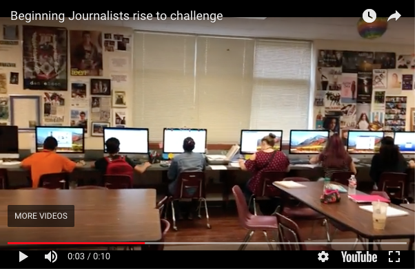 Journalism+One+rises+to+the+challenge