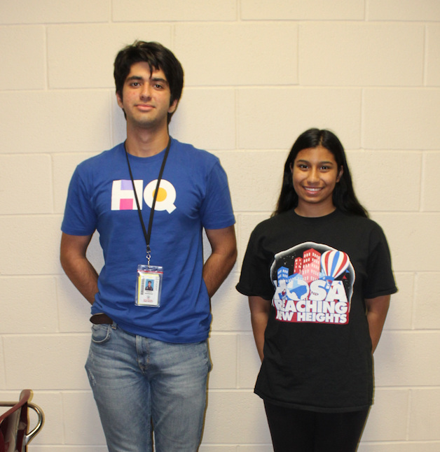 Perfect ACT scores by these two Wildcats!