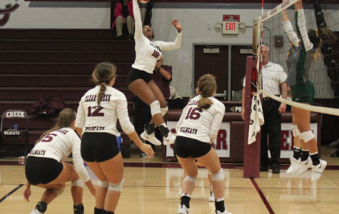 Varsity Volleyball Sept.27