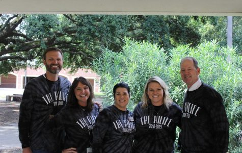 Amazing administrators show off their HiLife support
