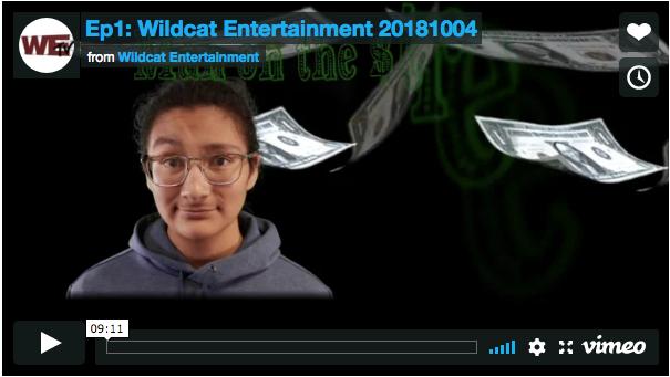 Wildcat Entertainment Episode: 1
