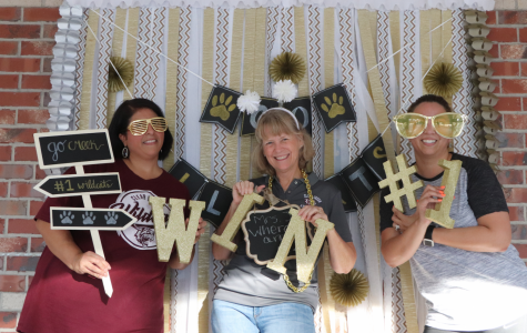 Teacher Tailgate Photo Booth