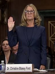 Ford Saying Oath