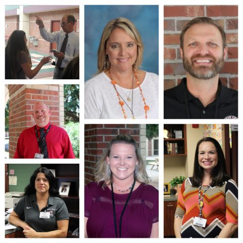 Creek's Caring Counselors for 2018-19