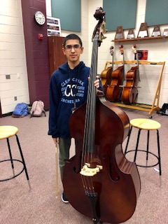 Area Student Selected as Texas All- State Musician