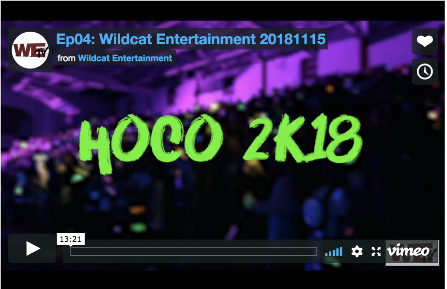 Wildcat Entertainment Episode: 4