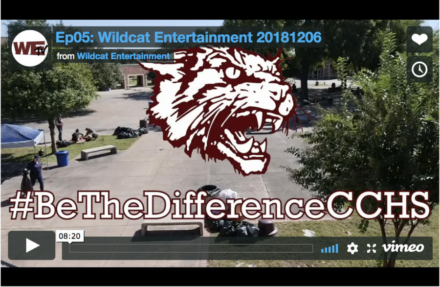 Wildcat Entertainment Episode: 5