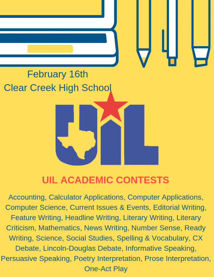 UIL logo used with permission