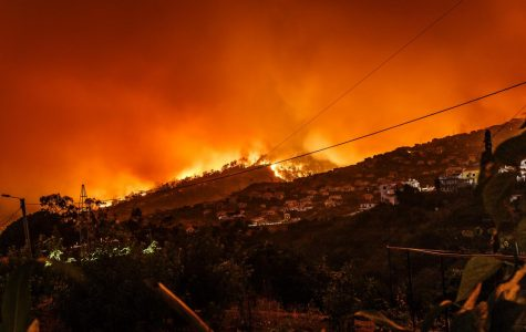 Wildfires Spread Across West Coast