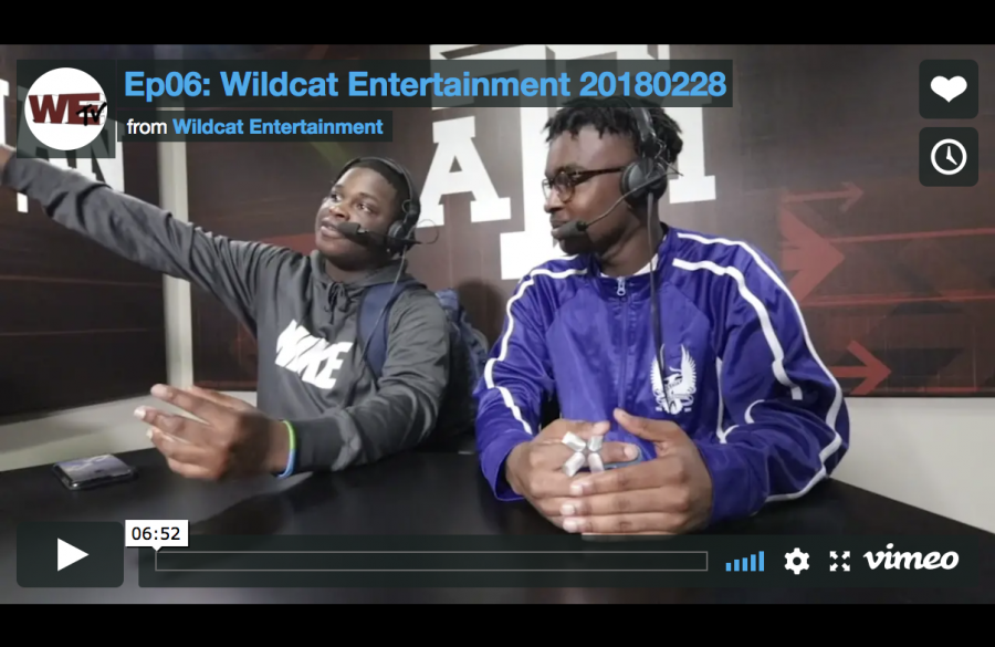 Wildcat Entertainment: Episode 6