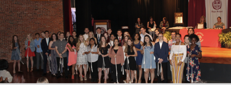 Seniors of 2019 Awards Night Updated